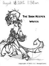 Book Keeper Regal