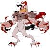 Art Trade with Darkmane The Werewolf