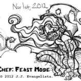 Chef Feast Mode