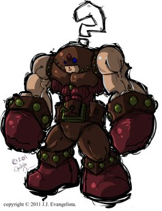 X-men Juggernaut Fan Art