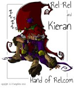 Rel and Kieran
