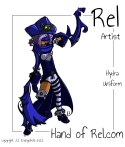 Rel Artist Muse Form