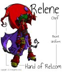 Rel Chef Muse Form