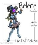 Rel Creator Uniform