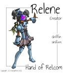 Rel Creator Muse Form