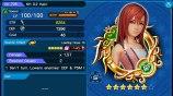 Kingdom Hearts Union X- Kairi medal 2