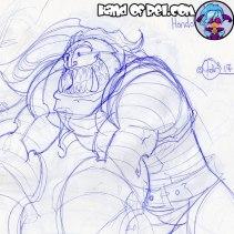 Sketch--Asheradan-Pose-Doodle