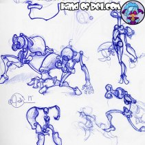 HandofRel_Sketch--Doll-Sketches