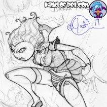 HandofRel_Sketch--Kill-la-Kill-Sketch