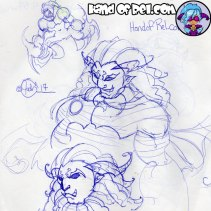 HandofRel_Sketch--Laomagor-Design-Old