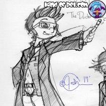 HandofRel_Sketch--Rel-the-10th-Doctor